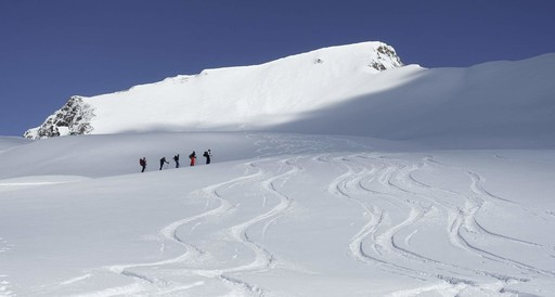Ski Touring with instruction