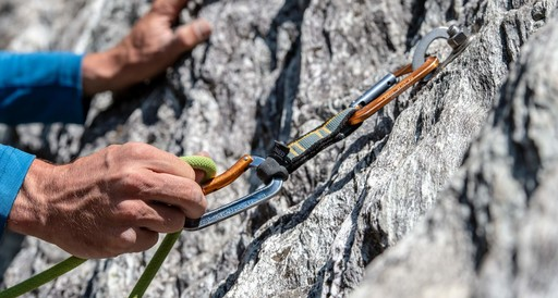 Rock climbing course with an ascent of Grossglockner