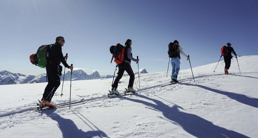 Ski Touring course for Beginners