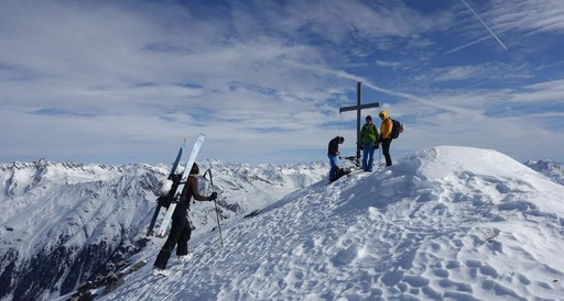 Relaxed Ski Touring Week