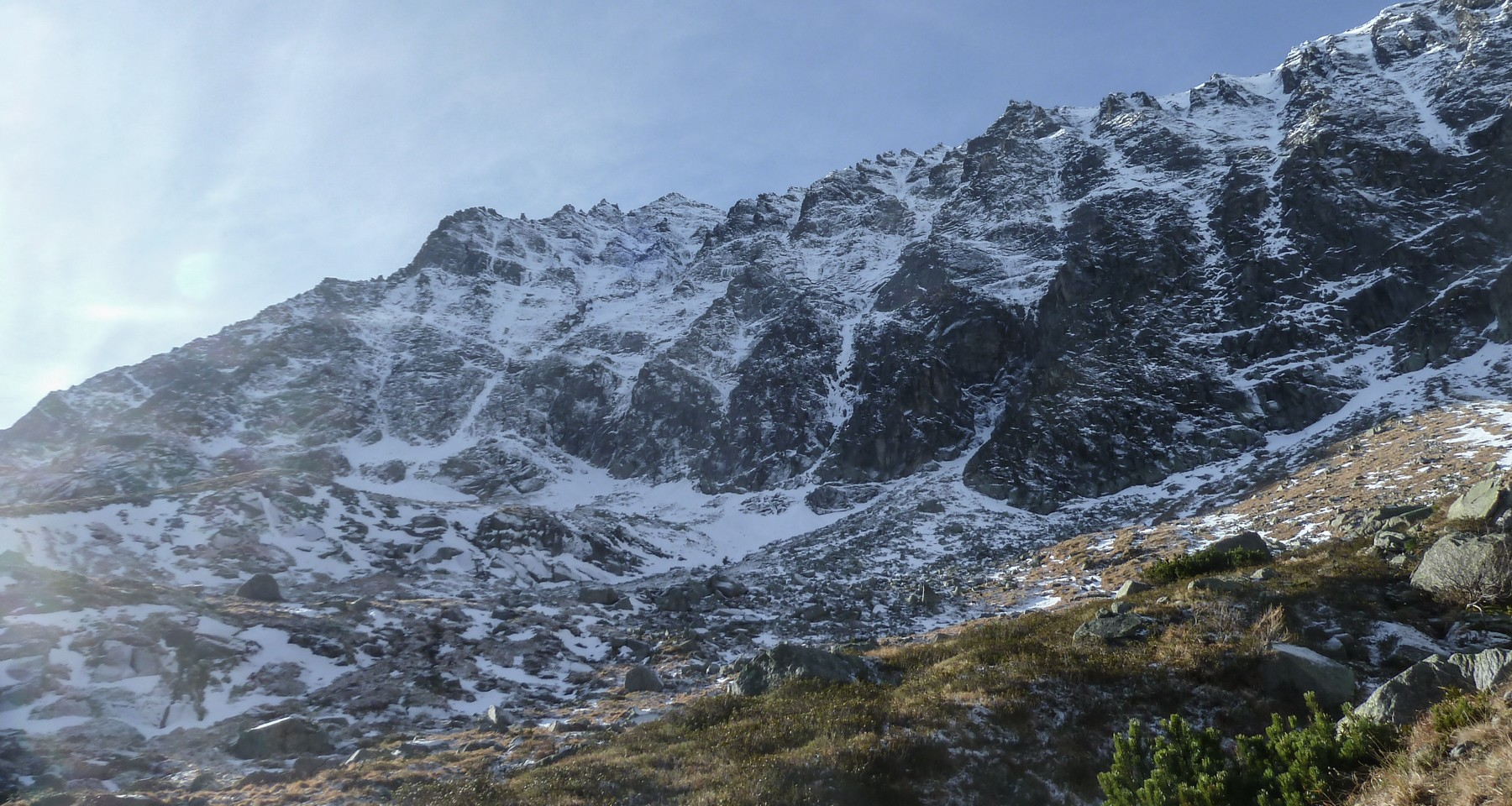 Hochgasser North Face